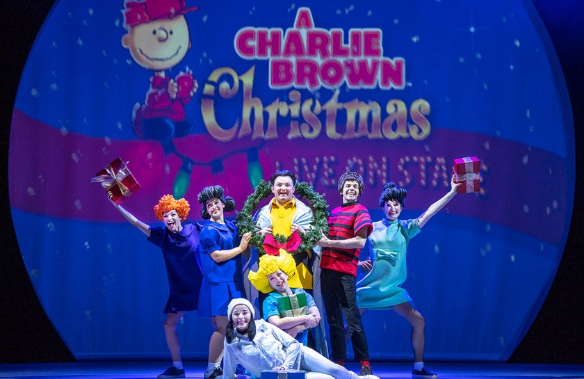 More Info for A Charlie Brown Christmas Live On Stage