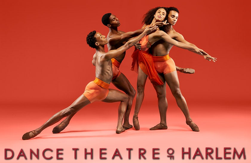 More Info for Dance Theatre of Harlem
